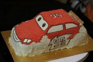 Tự làm bánh kem hình ô tô đáng yêu cho bé-hình số-7