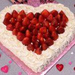 Chia sẻ cách làm bánh kem hình trái tim vừa ngon vừa dễ