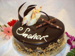 Cách làm bánh kem chocolate thơm ngon hấp dẫn-hình số-6