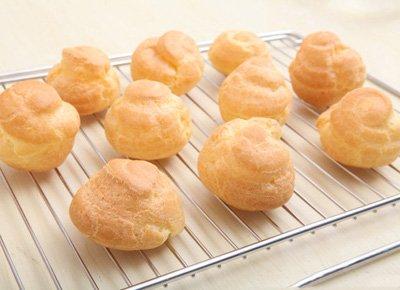Cách làm bánh su kem dâu thơm ngon khó cưỡng-hình số-3