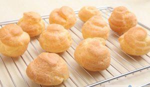 Cách làm bánh su kem đơn giản không cần lò nướng-hình số-5