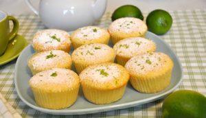 Học cách làm bánh cupcake chanh dừa ngon tuyệt-hình số-3