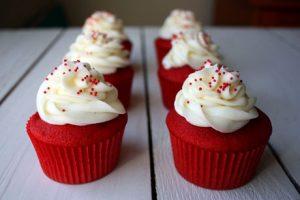 Trổ tài làm bánh cupcake valentine tặng người yêu-hình số-5