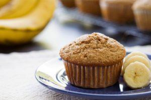 Cách làm bánh cupcake chuối thơm ngon-hình số-6