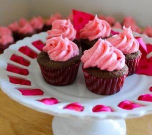 Công thức làm bánh cupcake dâu tây siêu ngon-hình số-6