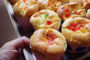 Cách làm bánh cupcake mứt hoa quả ngon tuyệt hảo-hình số-5