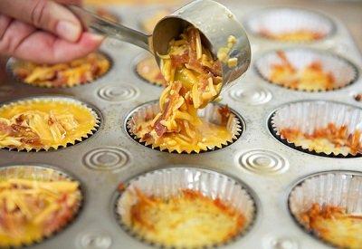 Công thức làm bánh cupcake mặn ngon mê ly-hình số-5