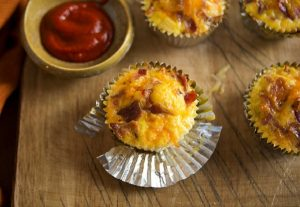 Công thức làm bánh cupcake mặn ngon mê ly-hình số-7