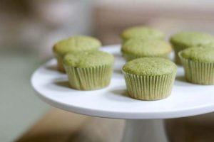 Công thức làm bánh cupcake trà xanh đầy hấp dẫn-hình số-7