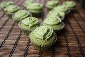 Công thức làm bánh cupcake trà xanh đầy hấp dẫn-hình số-8