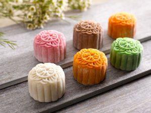 Cách làm bánh trung thu nhiều màu đầy hấp dẫn-hình số-4