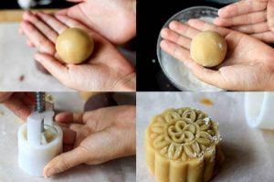 Cách làm bánh trung thu nhiều màu đầy hấp dẫn-hình số-2