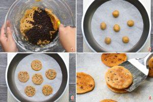 Tự làm bánh quy bằng chảo cực dễ-hình số-2