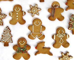 Cách làm bánh quy gừng đón Giáng sinh-hình số-8