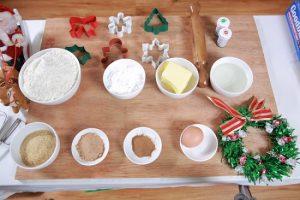Cách làm bánh quy gừng đón Giáng sinh-hình số-1