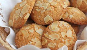 Công thức làm bánh quy hạnh nhân ngon hấp dẫn-hình số-3