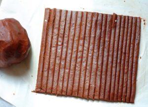 Học cách làm bánh quy hình bàn cờ lạ mắt-hình số-4