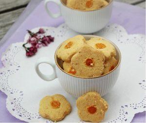 Cách làm bánh quy hoa mai ngon hấp dẫn-hình số-6