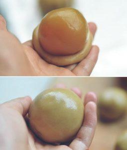 Công thức làm bánh trung thu nhân trứng muối thơm ngon-hình số-4