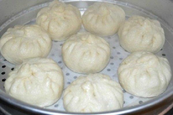 Sau tất cả, đây mới là cách làm bánh bao nhân thịt ngon, bông xốp, trắng mịn-hình số-4